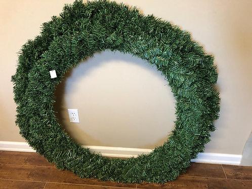 "48"" Pine Wreath"