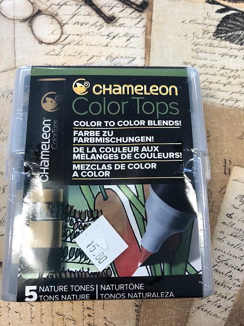 Chameleon Blender Nature Tones