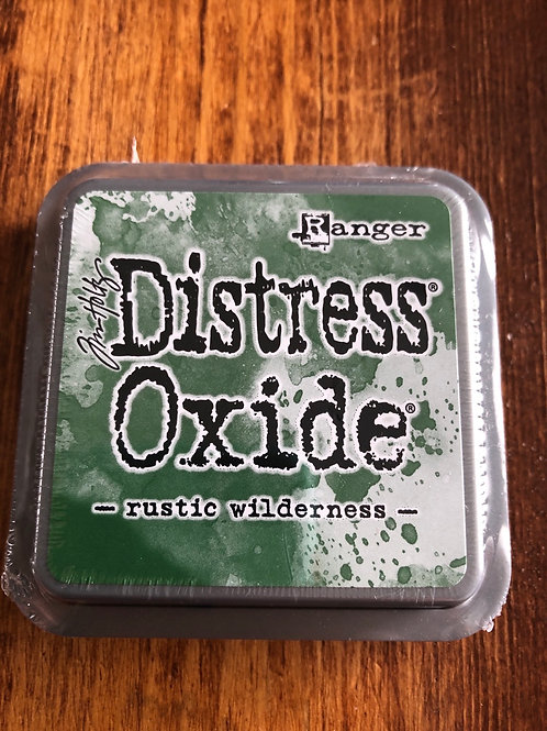 Rustic Wilderness Distress Oxide Stamp Pad
