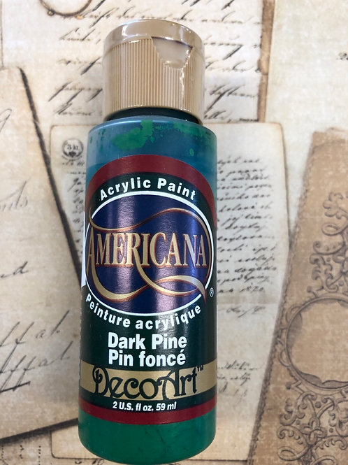 Acrylic Paint Dark Pine