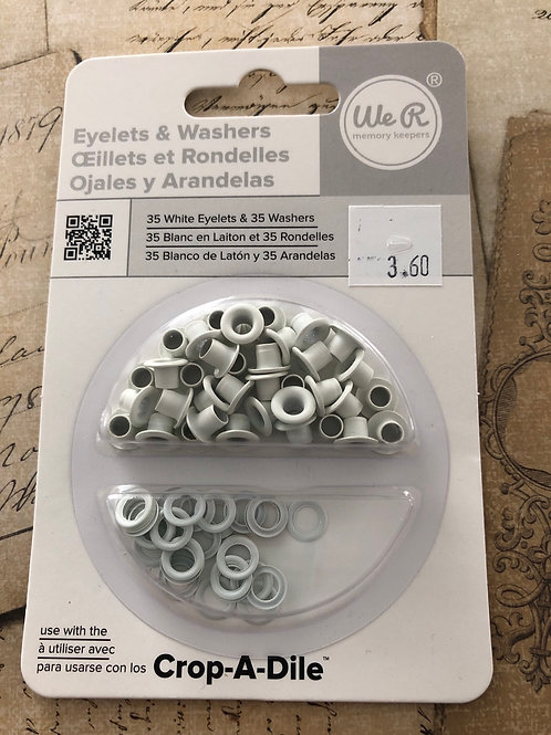 Eyelet and Washers 42220-4
