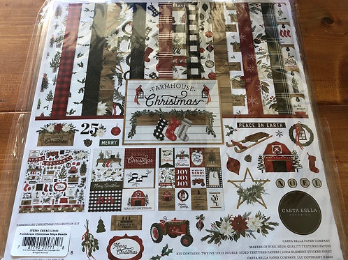 CBFAC123050 Farmhouse Christmas Mega Bundle