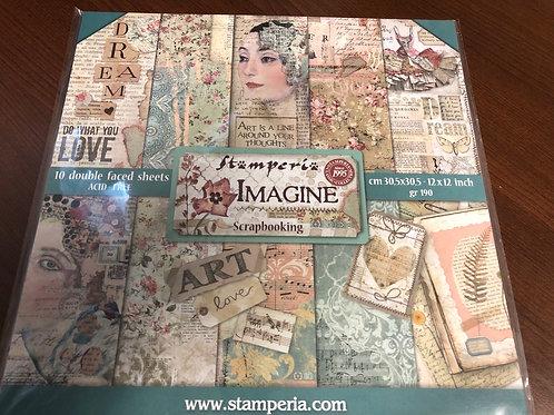 Imagine Paper Pack