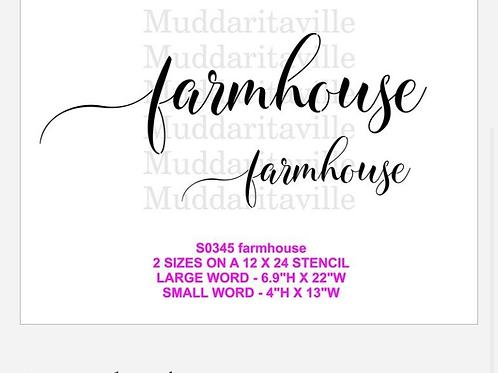 S0345 Farmhouse
