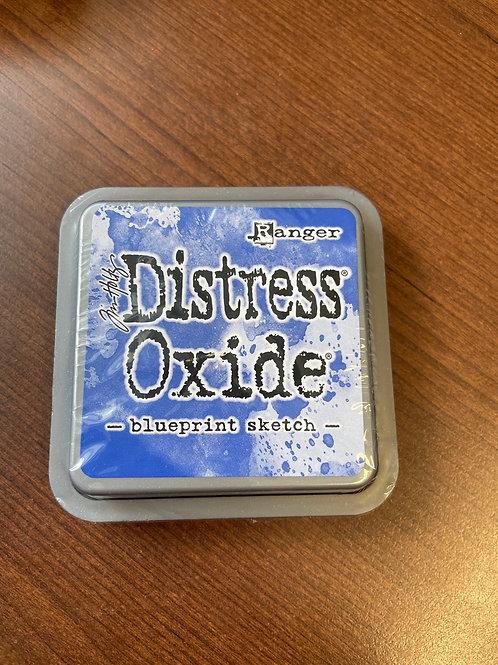 Blueprint Distress Oxide Stamp Pad
