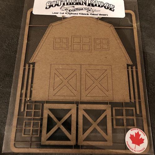 Big Barn Assembly Chipboard