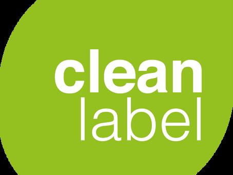 Etiquetado limpio o clean label: Qué es y cómo identificarlo