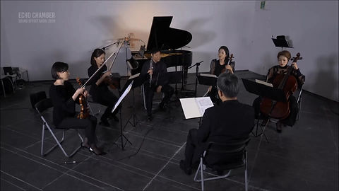 Reverberation from Quintet for Oboe and Strings