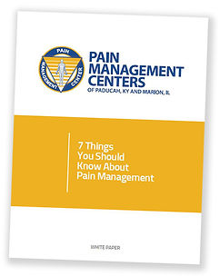 Pain Management Center Paducah, Kentucky and Marion Illinois