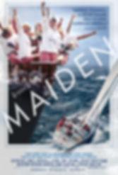 Maiden Movie Poster
