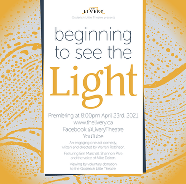 Beginning To See The Light - Show Information