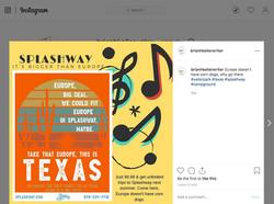 Splashway Instagram