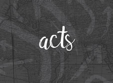 Upcoming Sunday Sermon - August 16