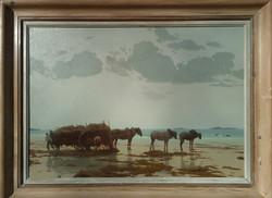 Peinture franc-comtoise