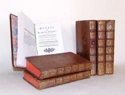 Livres XVIIIème siècle