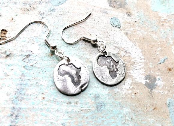 Baby Africa Earrings