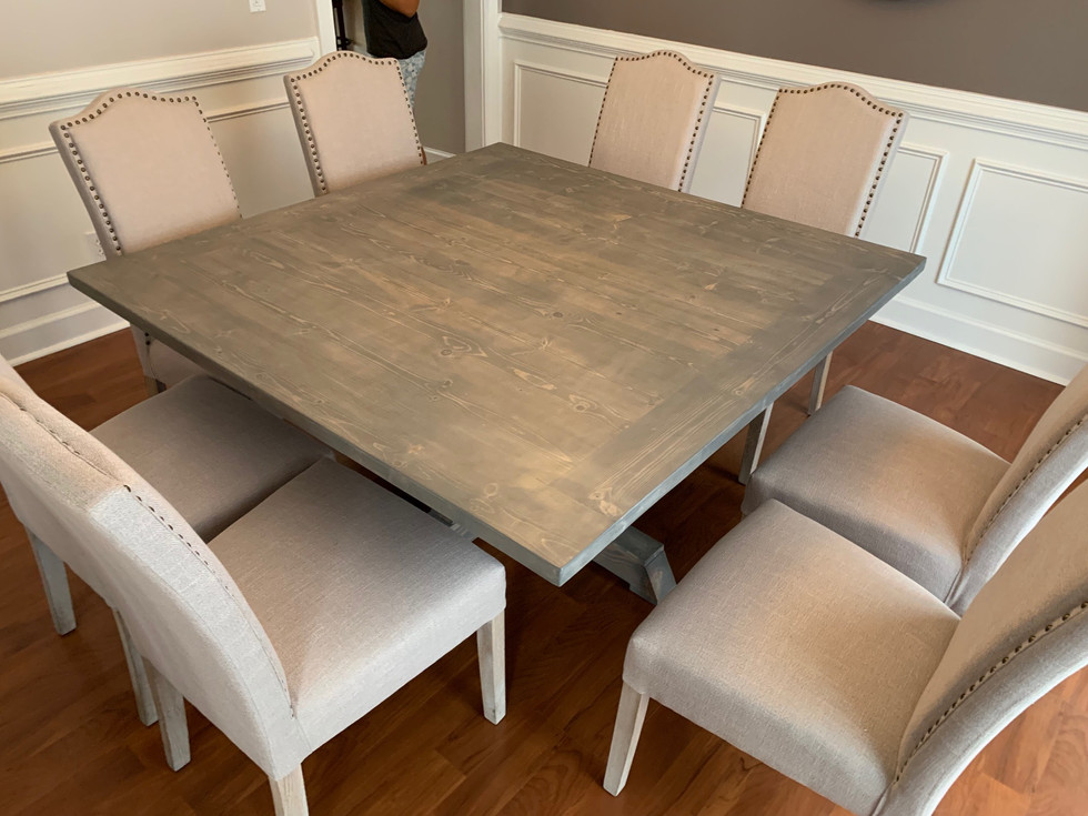K SQUARED - CLASSIC GRAY - 5 x 5 FT