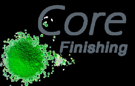 Core Finishing Logo Gray Text - May 2019