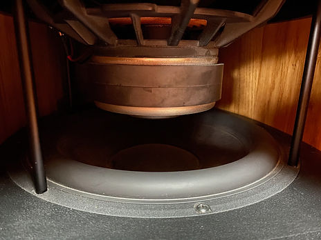 baffless speakers sub
