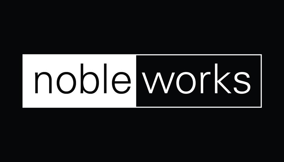 nobleworks logo design