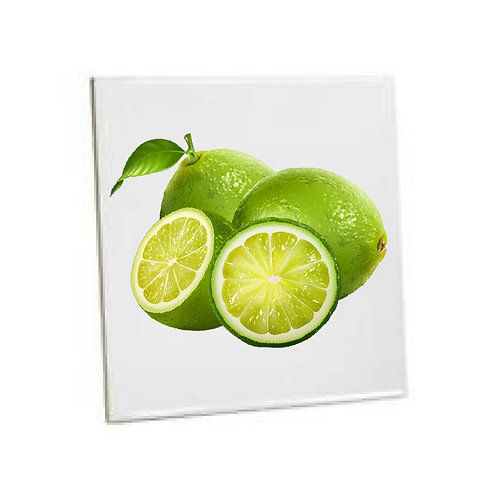 Kitchen Tiles Heat Printed Limes