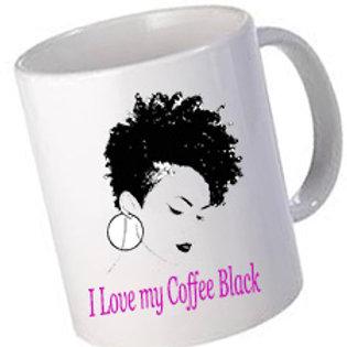 African beauty personalised Mugs