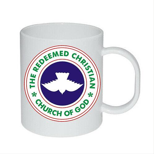 Heat Printed Redeemed of God Mug