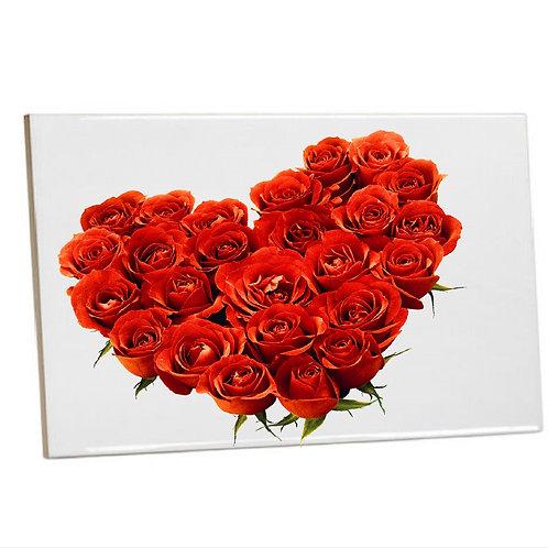 Kitchen/Bathroom Tiles Roses of Love