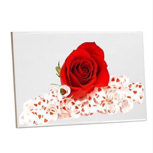 Kitchen/Bathroom Tiles Red Roses