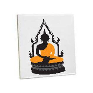 Kitchen/Bathroom Heat Printed - Chinese Buddha,