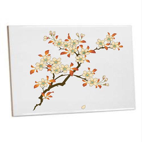 Kitchen Tiles Heat Print Fairy Blossom