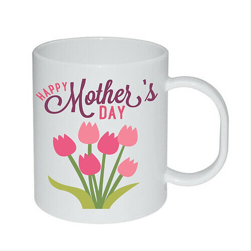 Mother's day Heat Printed Customised Mug/Cup