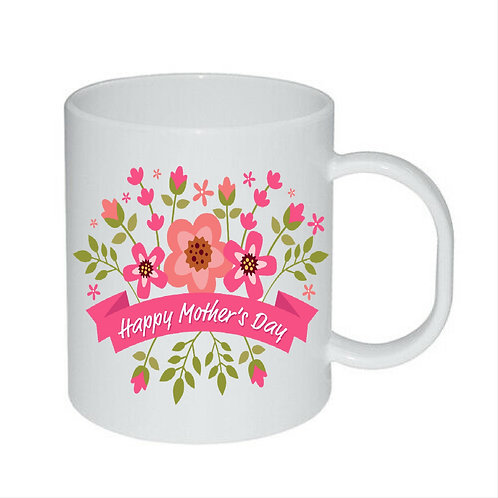 Heat Printed Customized Printed Mug for Mother's Day