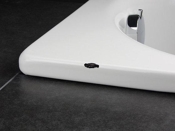 Ремонт скола на ванне