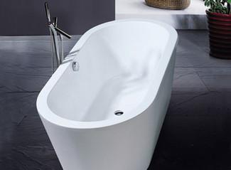 Основные виды акриловых ванн