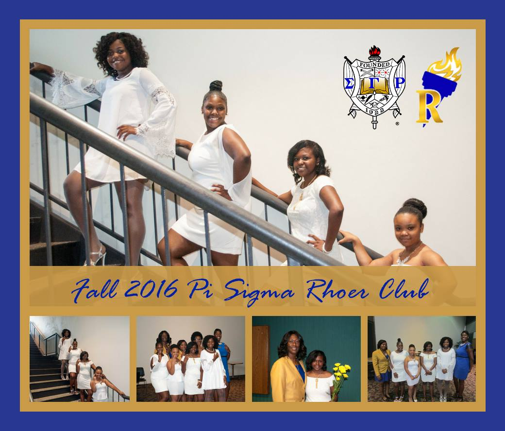Rhoer Induction 2016