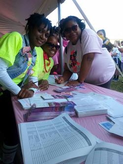 Breast Cancer Walk 2016
