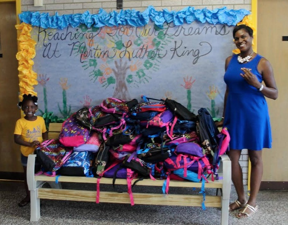 Operation Big Book Bag 2016 (Soror Munford and Daughter)_edited