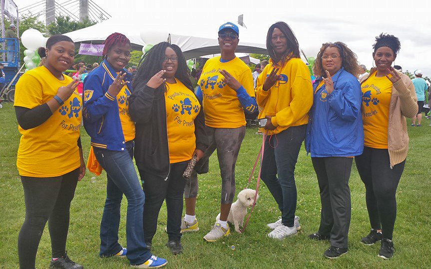 March of Dimes Walk 2016