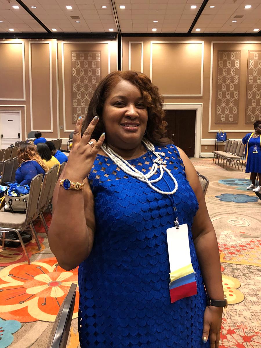 Tammi Yowell Ruby Member 2018