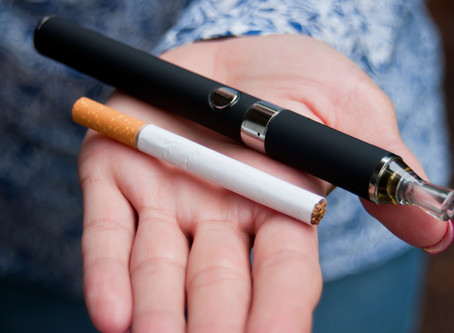 E-Cigarettes Are Now Damaging the World's Population