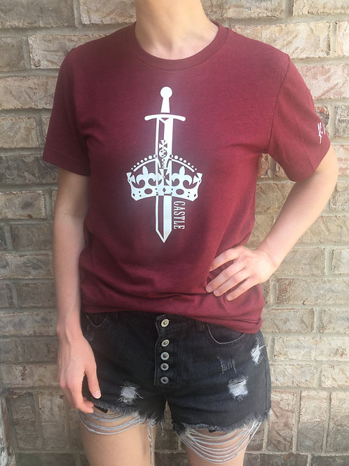 Castle T-Shirt -Choose from TWO designs!
