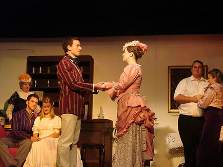 2007 The Importance of Being Earnest 27.