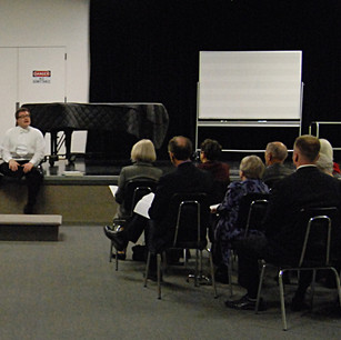 JCSO Pre-Concert Talks With Our Music Director, Rob Seebacher