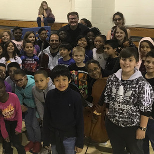 JCSO Music Club With Coalition for Kids