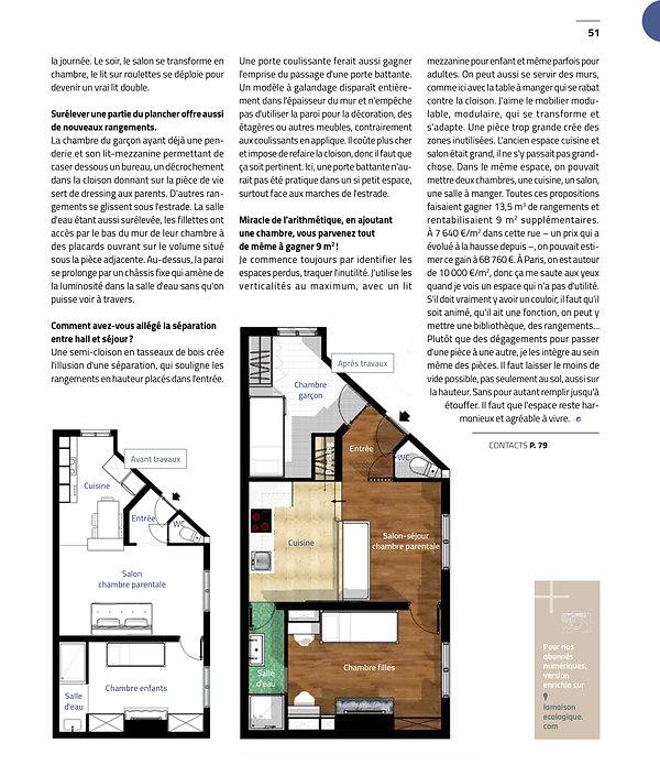 Article maison écologique page 2