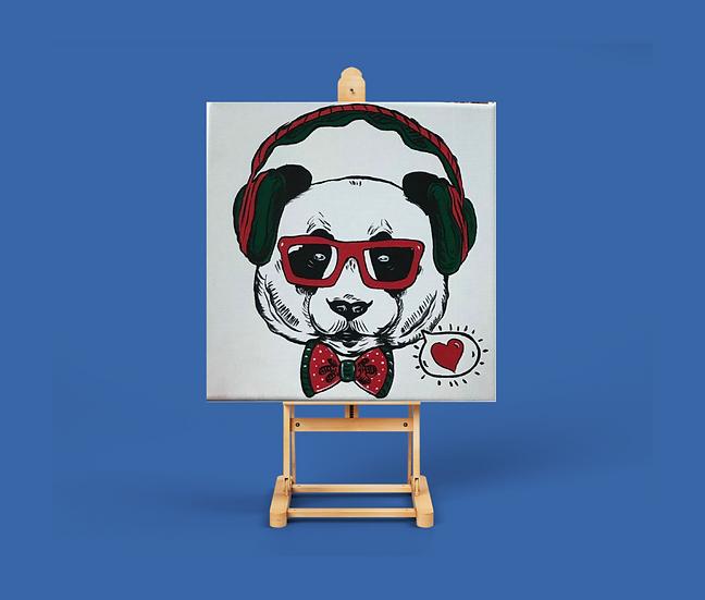 Fırça Sende Eko Kit 'Panda'