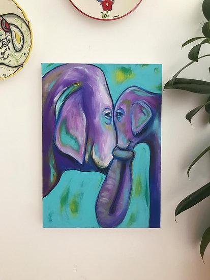 Fırça Sende - Elephant