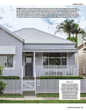 Home Beautiful - February 2021 - TM Design Studio