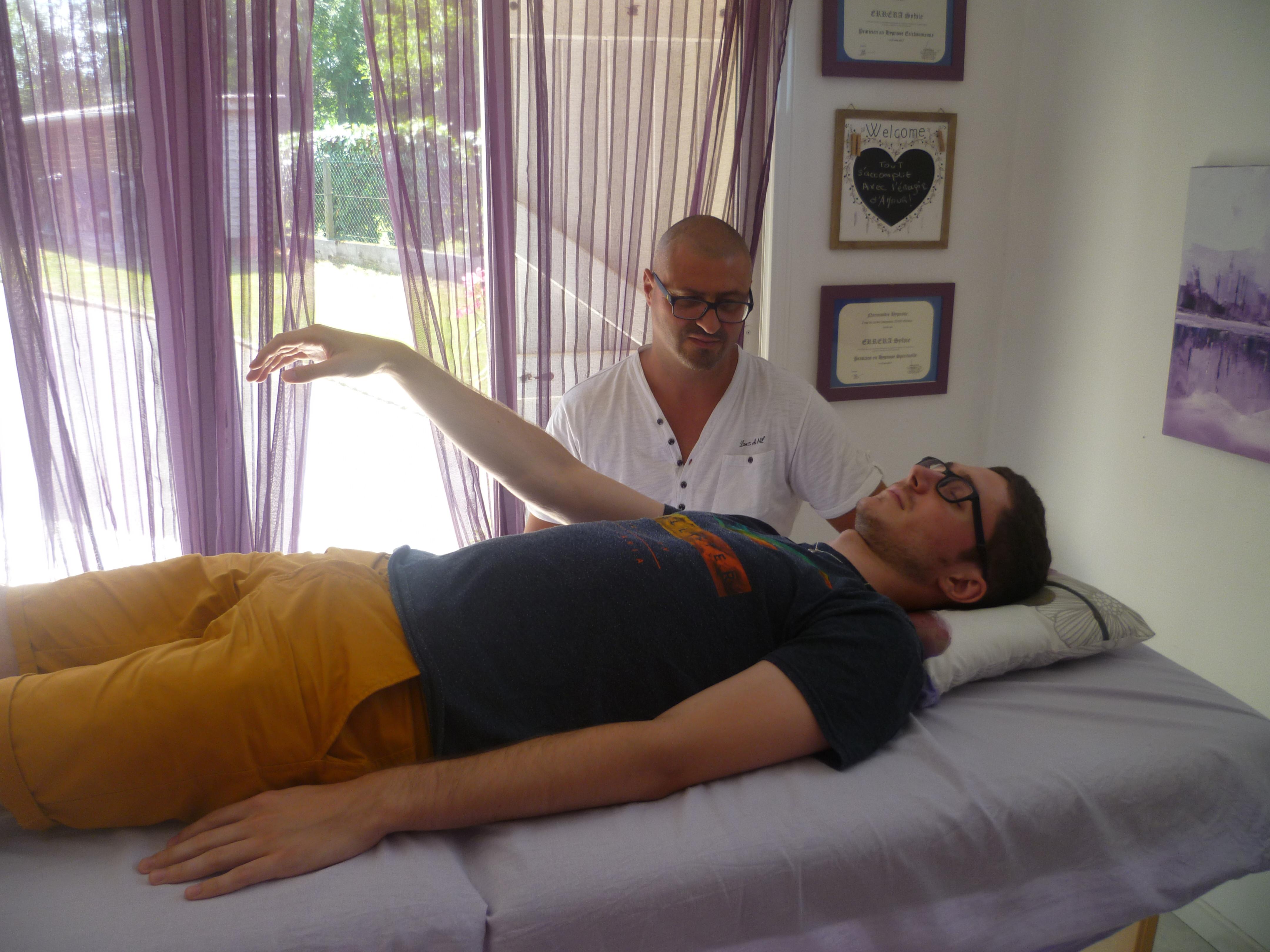 Hypnose spirituelle (régression)